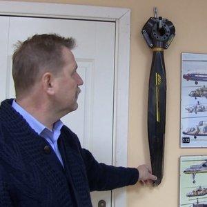 Darius savo hobį pavertė pramoga kitiems – pasakoja apie lėktuvus