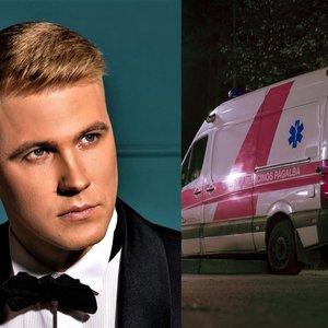 """""""Eurovizijos"""" metu su greitąja išvežtas Bagdanavičius atsigavo: atskleidė, kas nutiko"""