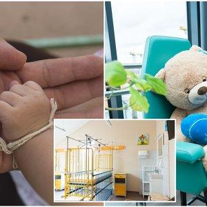 Čia vaikystę pakeičia mirtis: paskutiniai vaikų norai spaudžia širdį