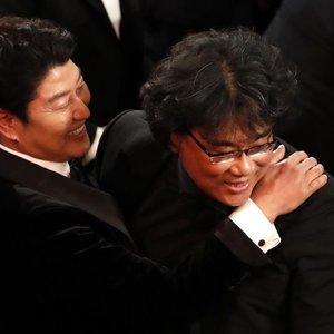 """Holivudą sudrebino """"Oskarų"""" ceremonija: Pietų Korėjos filmas įveikė stipriausius konkurentus"""