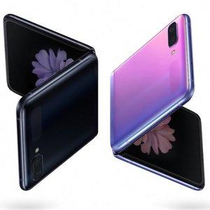 """""""Samsung"""" pristatė sulankstomą telefoną su lanksčiu stiklu – kaip tai įmanoma?"""