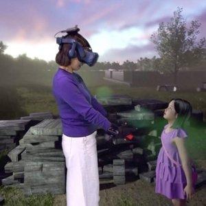 Technologiniai stebuklai: po trejų metų mama susitiko su mirusia dukra