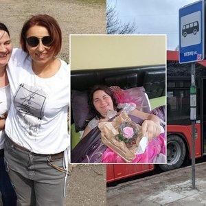"""Iš autobuso vilktos kaunietės mamos – šokiruojantis pasakojimas: """"Ji klykė, bet niekas negirdėjo"""""""