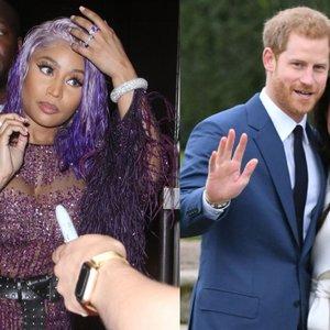 Karališkosios šeimos skandalas palietė ir atlikėją Minaj: išsakė savo nuomonę