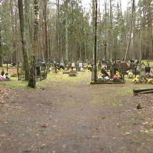 Rengiasi atverti nebeveikiančias kapines laidojimui, bet su viena išskirtine naujove