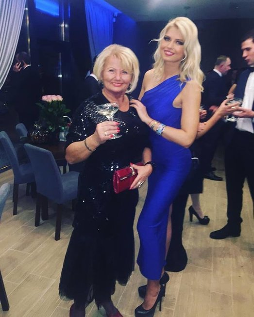 Joana Bartaškienė, Jolanta Leonavičiūtė