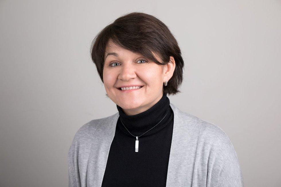 """""""Kantar TNS"""" media ir įžvalgų vadovė Renata Mackevičienė (nuotr. asm. archyvo)"""