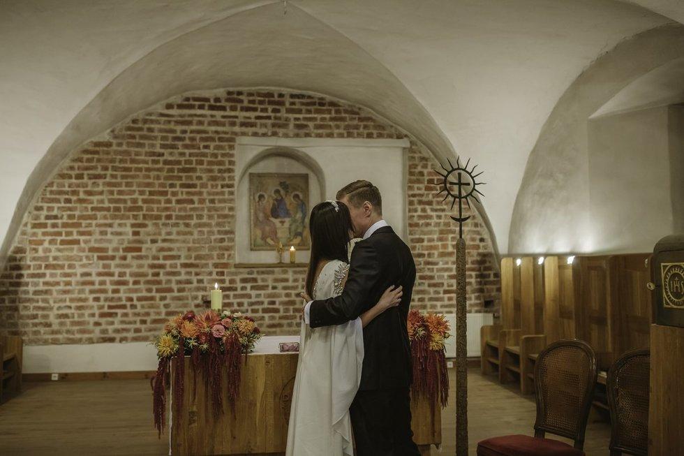 Nora ir Marius Žaliūkai