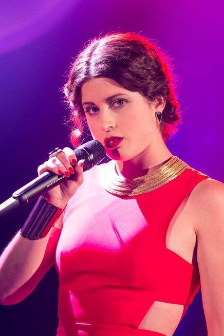 Vokietijos atstovė (R. Klatto nuotr. iš eurovision.tv)