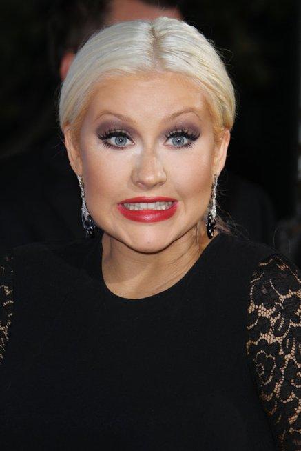 Christina Aguilera (nuotr. Vida Press)