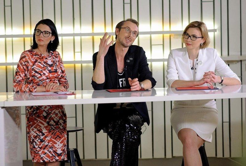 """Laidos """"Aš – stilistas!"""" filmavimas (nuotr. TV3)"""