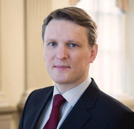 Tomas Garbaravičius (nuotr. Lietuvos banko)