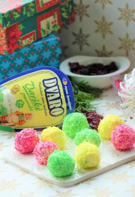 Varškės rutuliukai – sveikas desertas, kuriam neatsispirs net vaikai