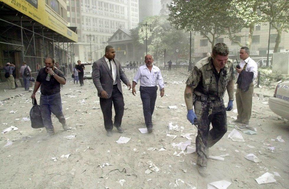 2001/09/11: prisimenant siaubingiausią teroro išpuolį