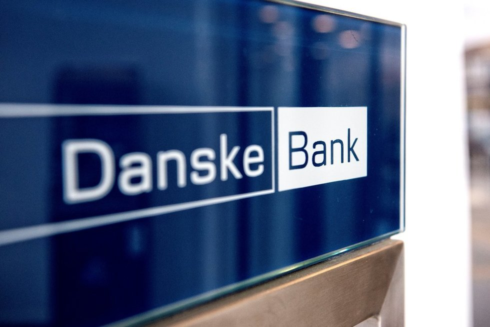 """""""Danske Bank"""" (nuotr. SCANPIX)"""