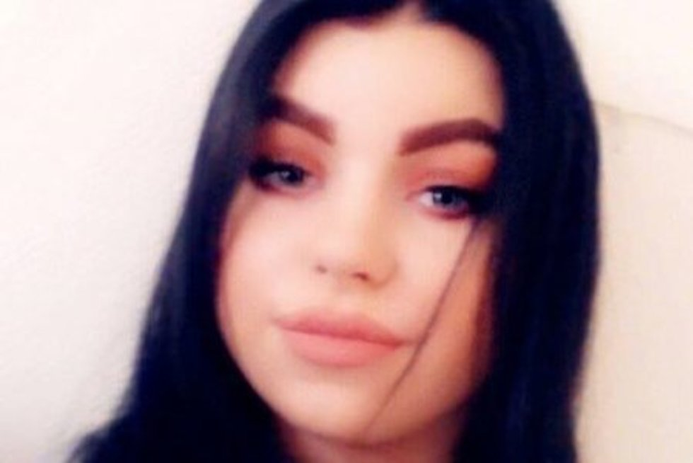 15-metės Austėja Marija Kairevičiūtė. (nuotr. Policijos)