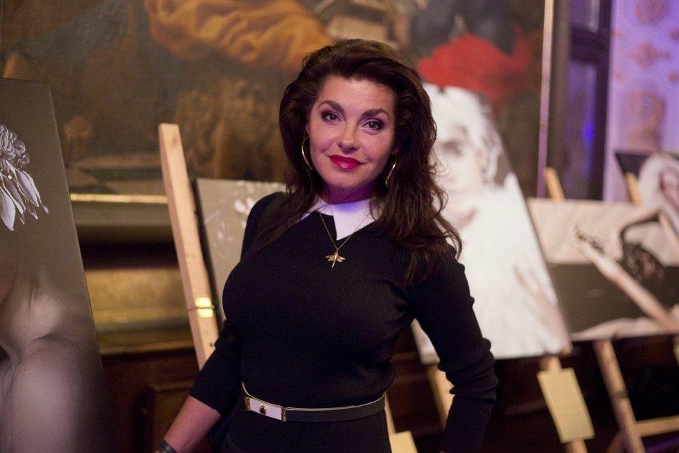 Kristina Kaikarienė (Ingridos Taparauskaitės nuotr.)