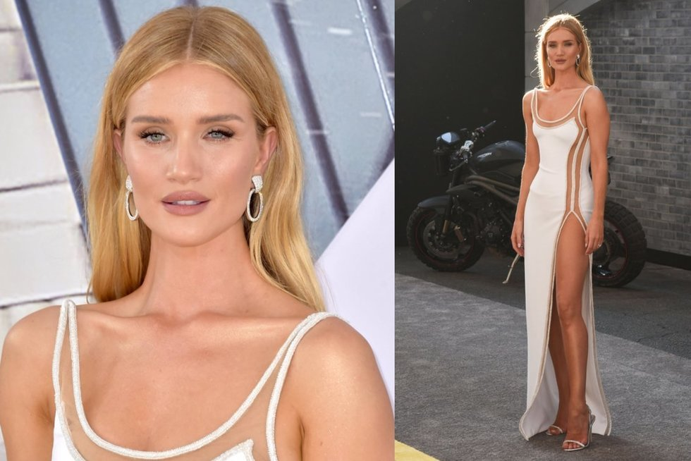 Rosie Huntington-Whiteley (nuotr. SCANPIX) tv3.lt fotomontažas