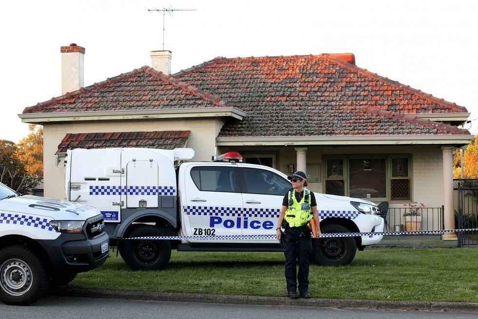 Australijos policija (nuotr. SCANPIX)