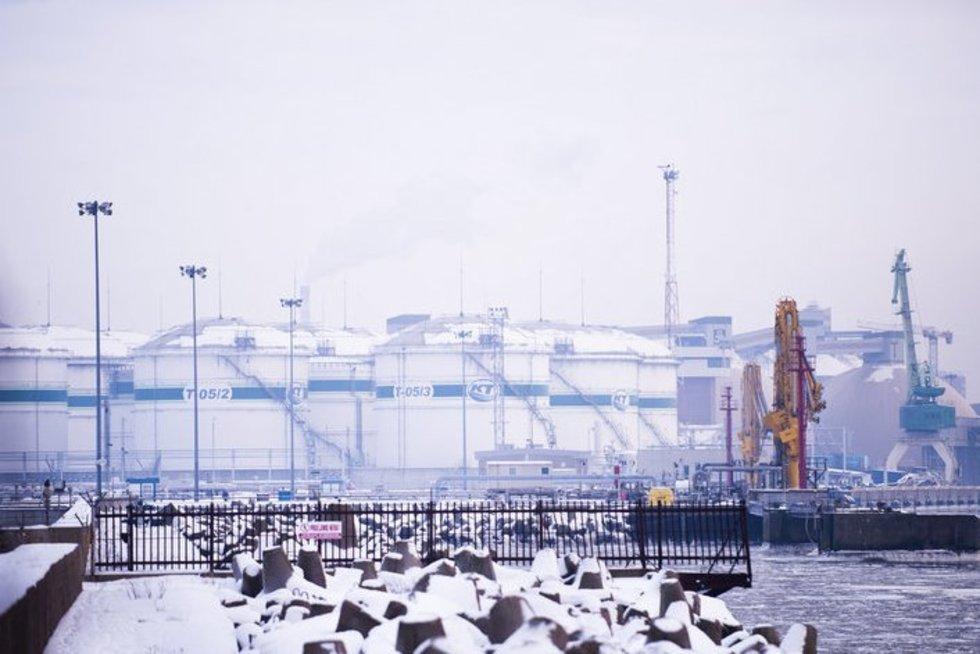 Klaipėdos uostas (nuotr. Fotodiena.lt/Ieva Budzeikaitė)