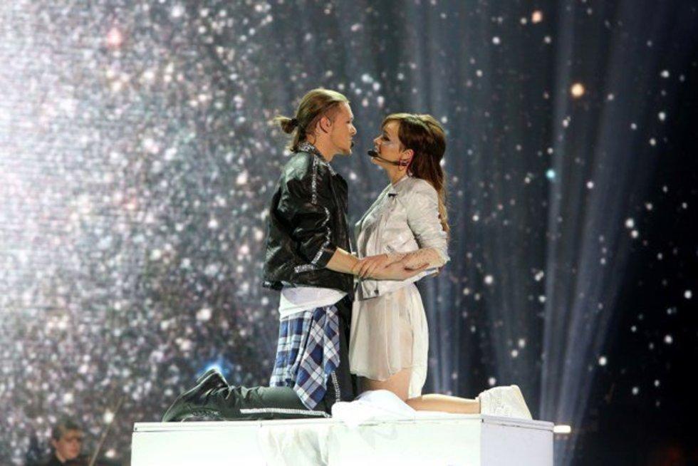 Lietuviškieji Romeo ir Džiuljeta (nuotr. Organizatorių)
