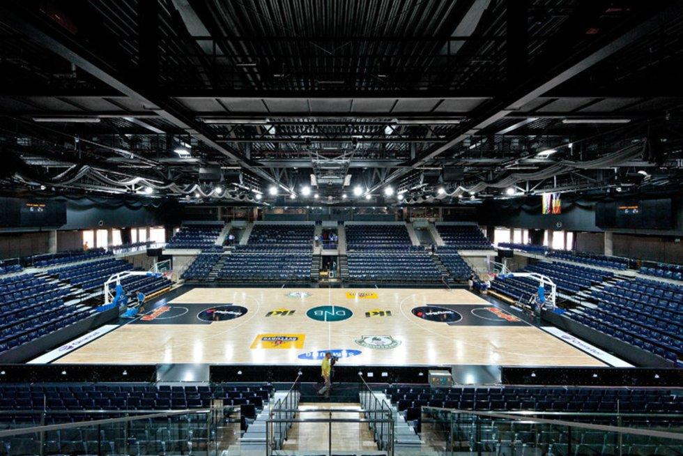 Kėdainių arena (nuotr. Organizatorių)