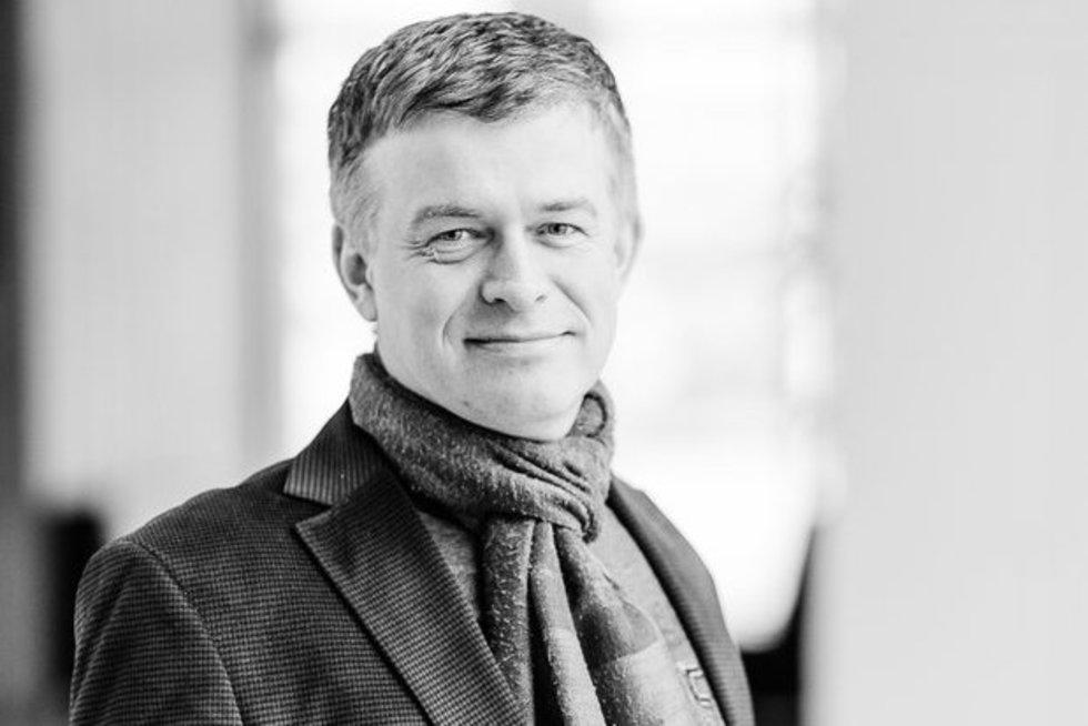 Prof. Šarūnas Liekis, Vytauto Didžiojo universiteto Politikos mokslų ir diplomatijos fakulteto dekanas (nuotr. vdu.lt)
