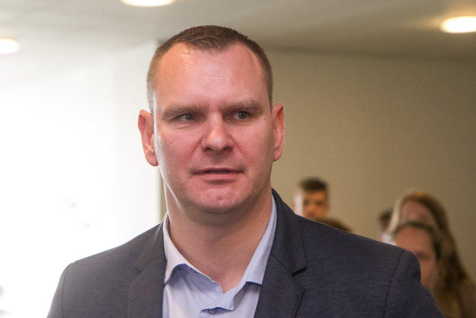 Mindaugas Špokas (nuotr. Tv3.lt/Ruslano Kondratjevo)
