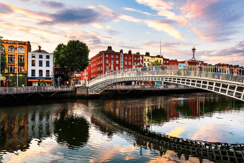 Dublinas ( nuotr. autorių)