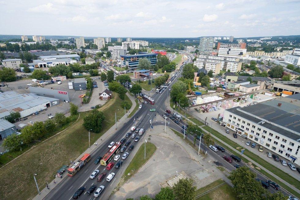 Vilnius, Žirmūnai (nuotr. Broniaus Jablonsko)
