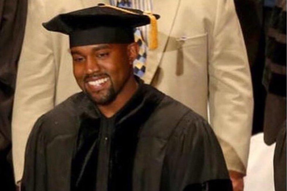 Kanye Westas (nuotr. facebook.com)