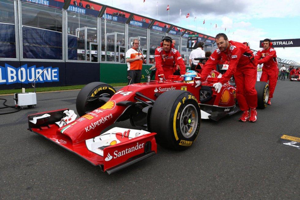 """""""Ferrari"""" (nuotr. SCANPIX)"""