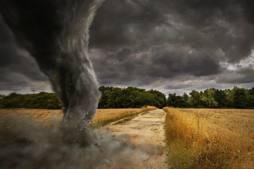 klimato kaitos padariniai (nuotr. 123rf.com)
