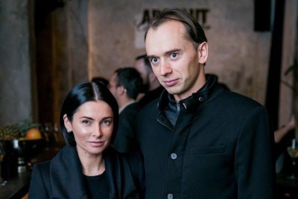 Agnė Jagelavičiūtė ir Mantas Volkus (nuotr. Organizatorių)