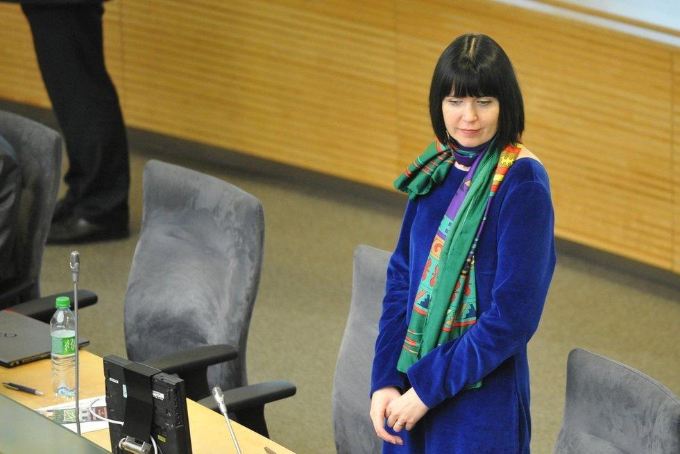Dovilė Šakalienė (Fotodiena nuotr.)