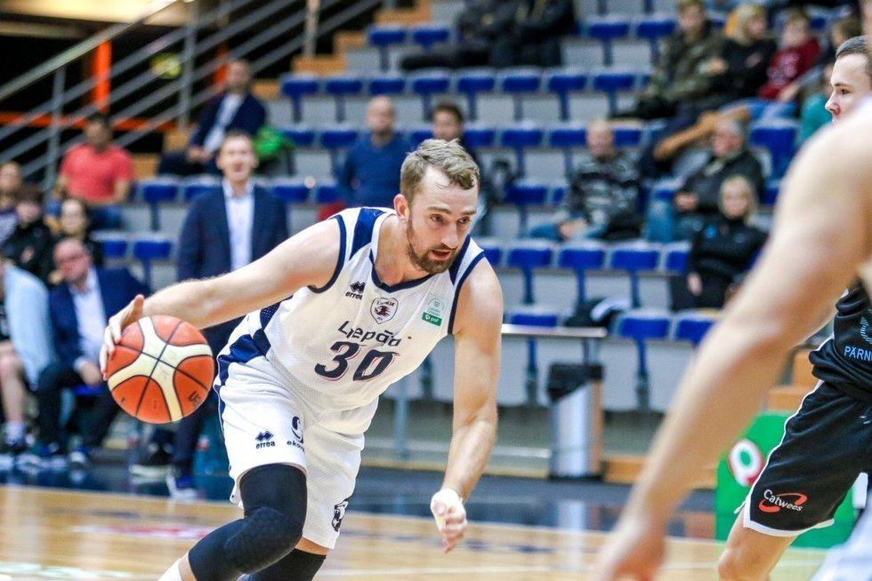 Latvis grįžta į Lietuvą (nuotr. Organizatorių)