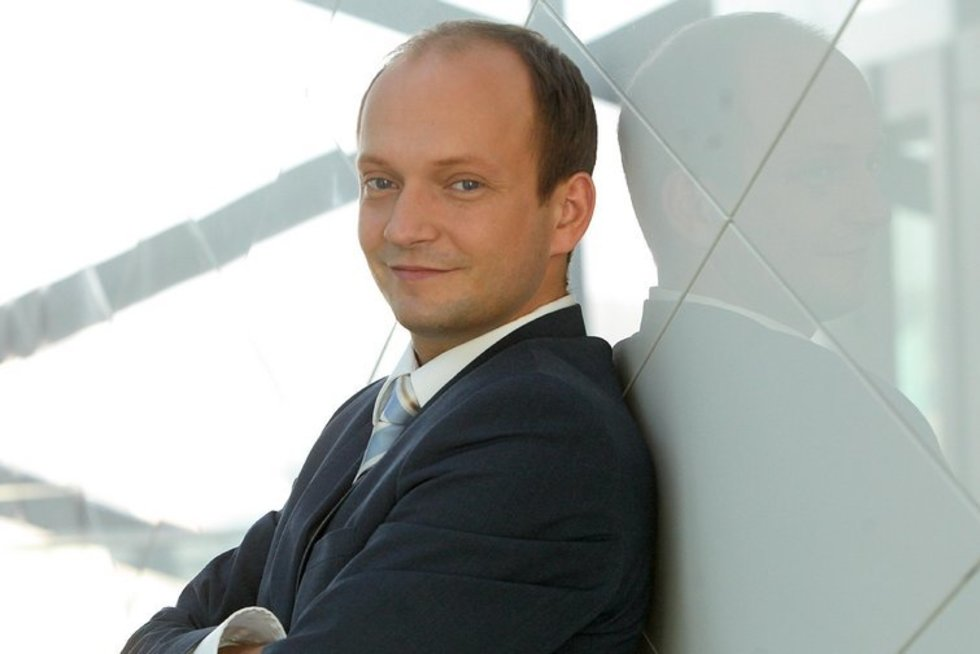 Nerijus Mačiulis (nuotr. Organizatorių)
