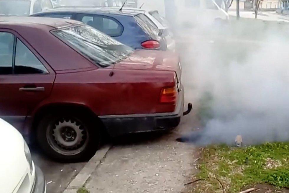 Automobiliai Lietuvoje  (nuotr. TV3)