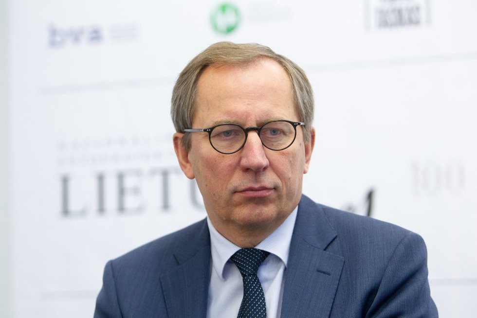 Deividas Matulionis (Irmantas Gelūnas/Fotobankas)