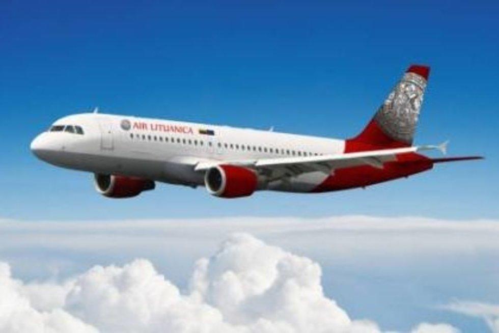 """""""Air Lituanica"""" (nuotr. Organizatorių)"""