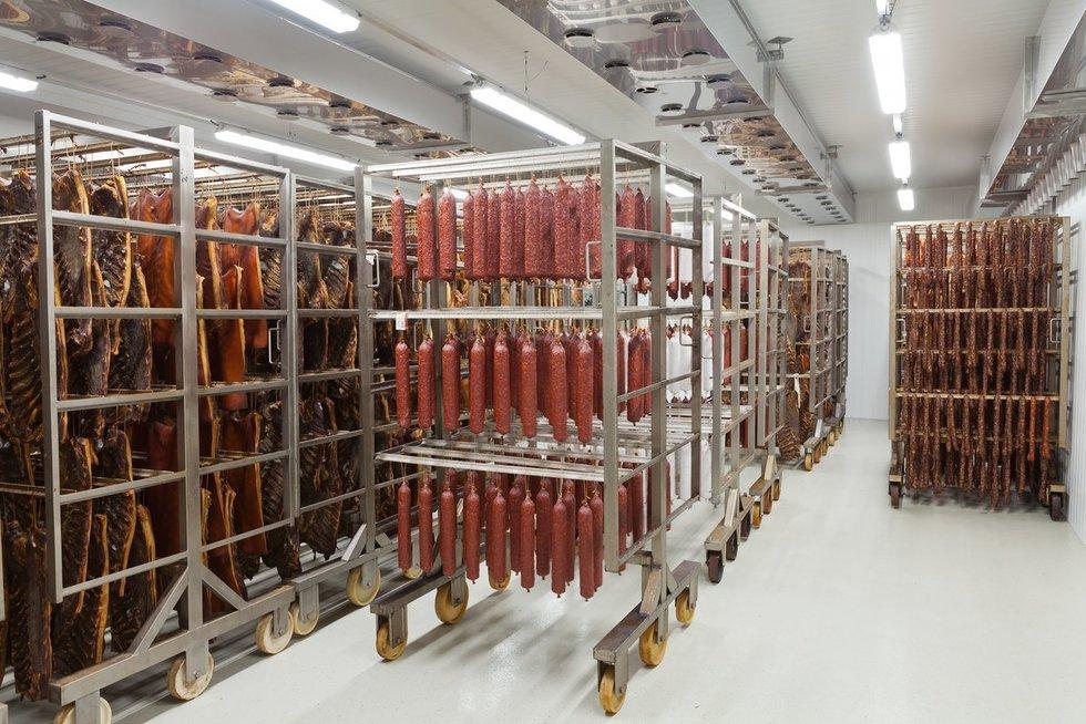 Mėsos gaminiai (nuotr. 123rf.com)