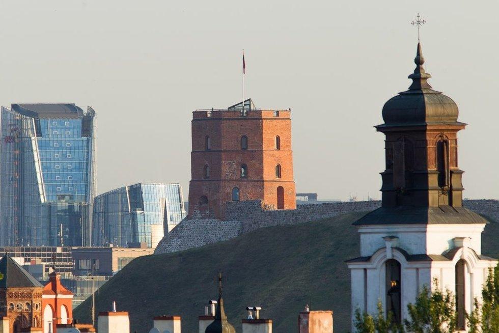 Gedimino bokštas (Fotobankas)