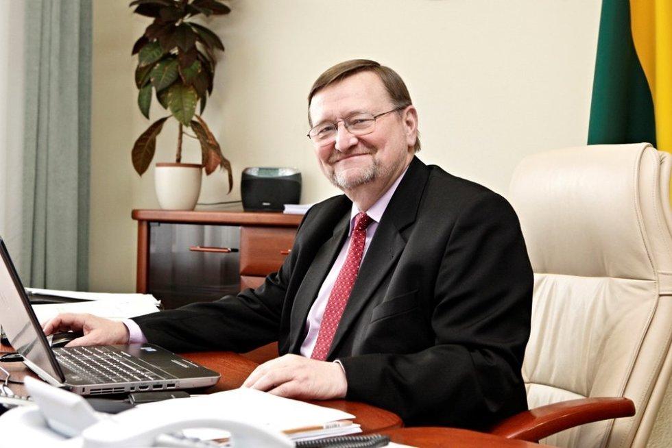 Juozas Bernatonis (nuotr. asm. archyvo)