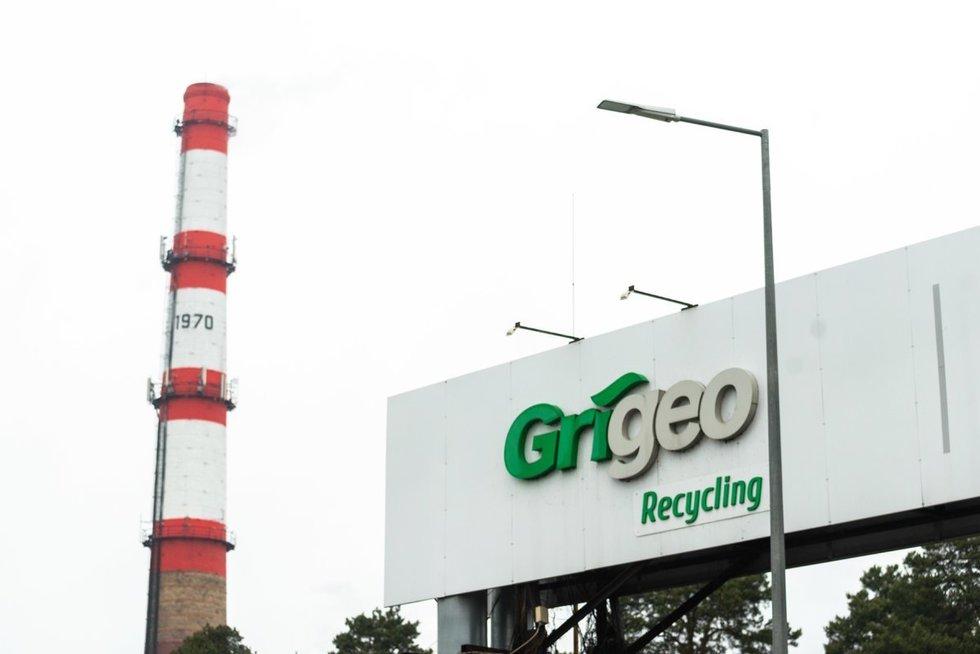 """Aplinkosaugininkai aplankė """"Grigeo"""" Grigiškėse (nuotr. Fotodiena/Justino Auškelio)"""