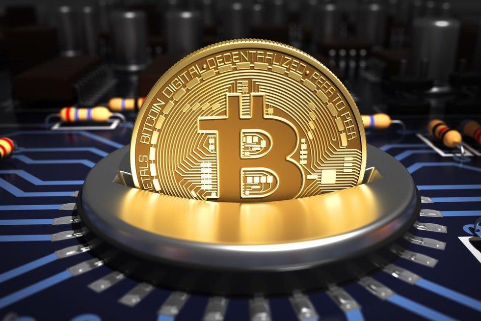 Bitkoinai: spekuliatyvi isterija ar technologinė revoliucija? (nuotr. 123rf.com)