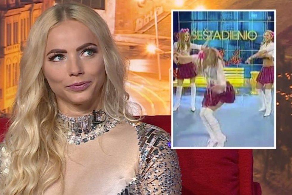 Alijeva prisiminė provokuojantį pasirodymą – į publiką metė savo kelnaites (tv3.lt fotomontažas)