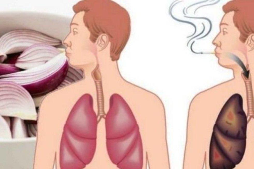 Plaučių valymas