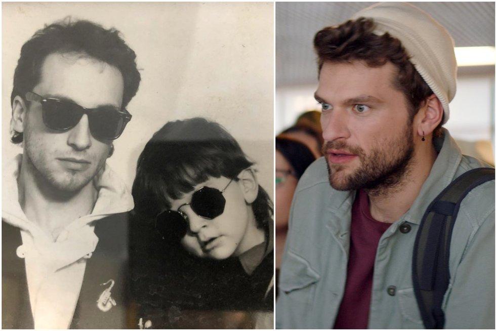 Dmitrijus ir Kirilias Nagijevai (tv3.lt fotomontažas)
