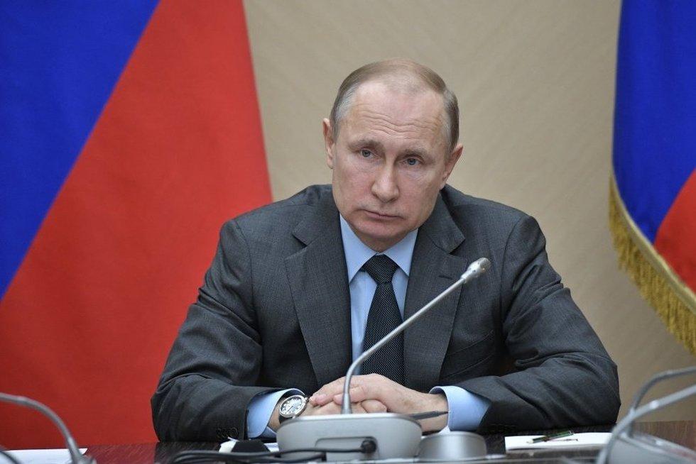 JAV pradėta domėtis Kremliaus pinigais: išsiuntė užklausą bankams (nuotr. SCANPIX)