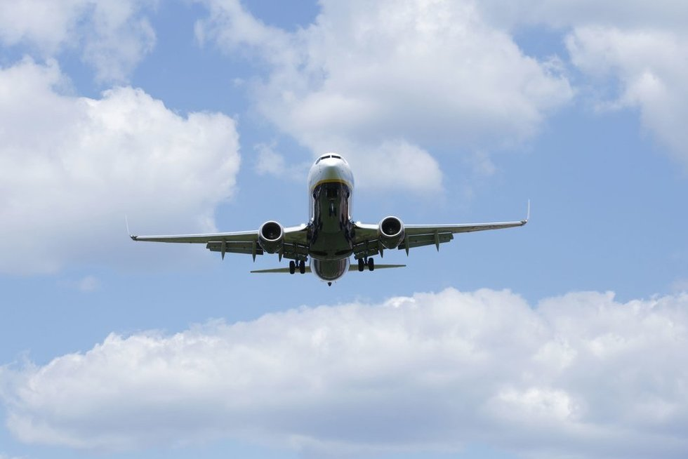 Lėktuvai (nuotr. Organizatorių)